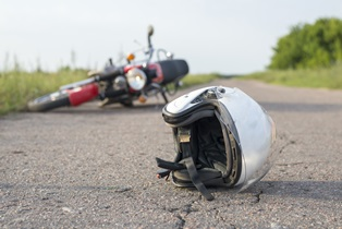 Lay down motorcycle accident Neblett, Beard & Arsenault