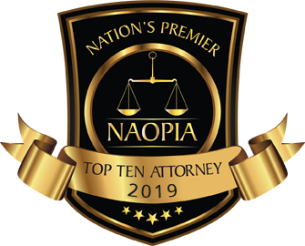 NBA's Matt Crotty NAOPIA Top Ten Attorney