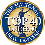 National Trial Lawyers Top 40 Under 40 Dustin Carter