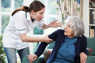 Abuse in nursing homes Neblett Beard and Arsenault