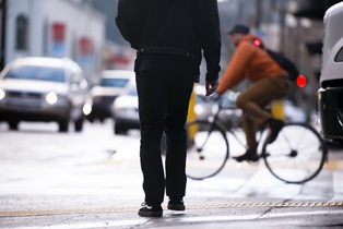 Pedestrian injuries and accident myths