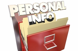 Providing attorneys with personal information