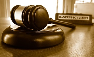 Filing for bankruptcy and personal injury cases