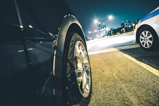 Street racing accidents