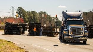 Louisiana tractor-trailer accidents Neblett, Beard and Arsenault