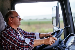 Medically unfit truck drivers