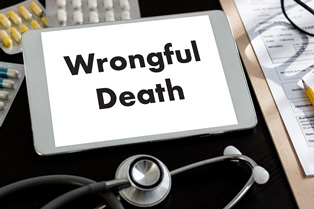 EMT liable for wrongful death