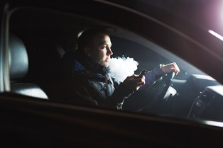 Vaping and smoking are dangerous distractions while driving Neblett, Beard and Arsenault