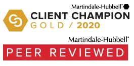 Martindale-Hubbell Client Champion Awards