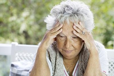 Elder woman in need of Incapacity Planning
