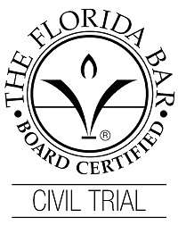 Florida Bar Civil Trial Board Certification Badge