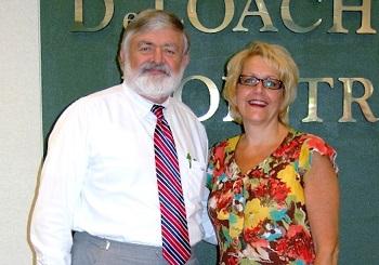 Jill and Dennis