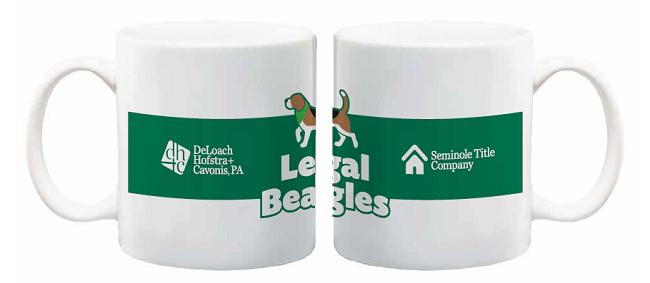 Legal Beagle Coffee Mug