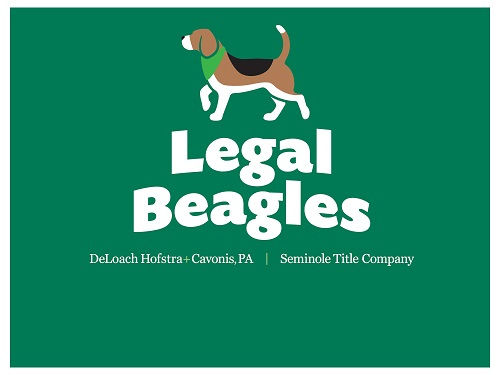 Legal Beagles Team logo