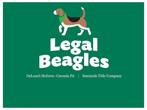 Legal Beagles Team logo