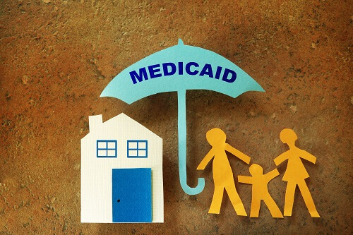 Medicaid and homestead property in Florida