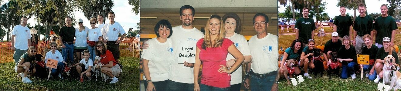 The Leagle Beagles