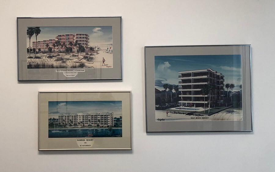 St. Pete beach developments