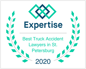 Expertise Best Truck Accident Lawyers in St. Petersburg Award