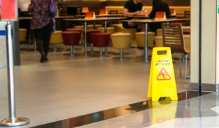 evidence to gather after a slip and fall accident