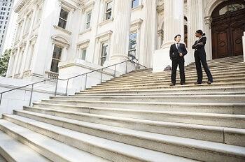 Attorney explaining attorney-client priviledge