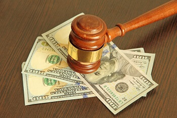 Fairfax county court fines