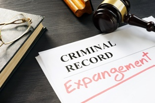Criminal Record That Is Being Expunged