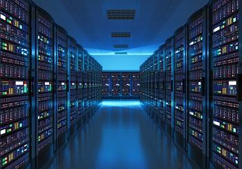 Microsoft data storage center