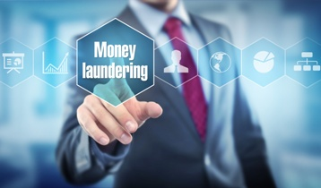 Money Laundering Touch Icon