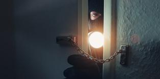 North Carolina Residence Being Broken into to Commit Burglary