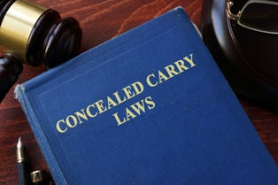 Concealed Carry Laws Book for North Carolina