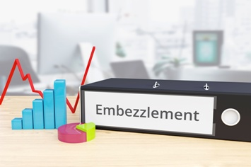 Embezzlement Binder and Graphs