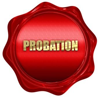Probation Stamp