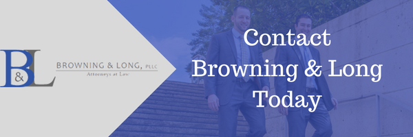 contact us browning & long banner ad