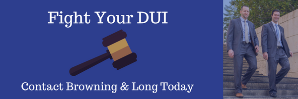 fight your dui charges