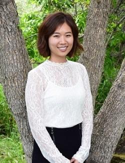 Audiologist Bomina Kang