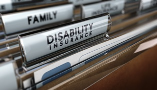 Denial of long-term disability benefits