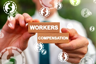 Taking a lump sum advancement of workers's comp in OH