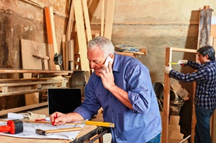 Are senior employees eligible for workers' comp if injured on the job