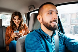 rideshare drivers and workers' comp