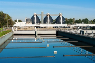 hazards encountered by workers in wastewater treatment plants