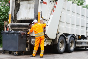 help for garbage collection injuries