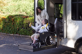 Paratransit accident attorney in Frederick
