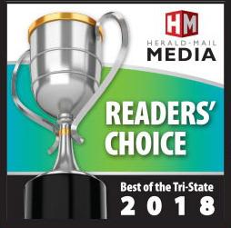 reader's choice badge
