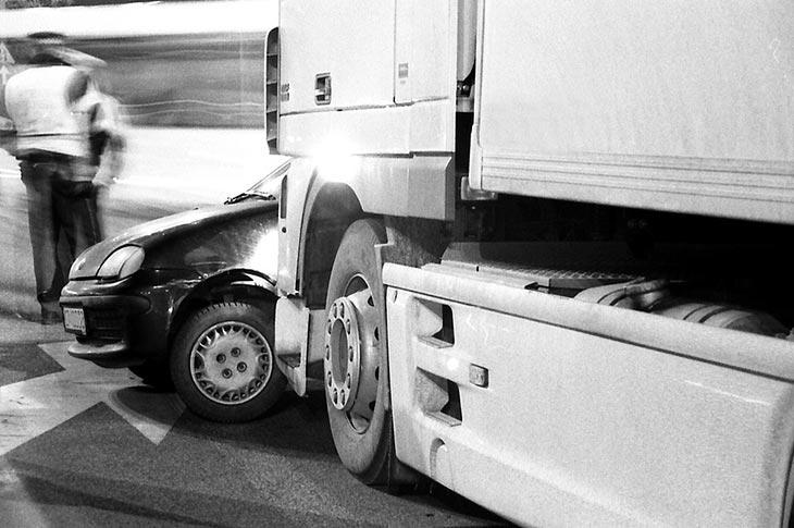 hagerstown truck crash attorney