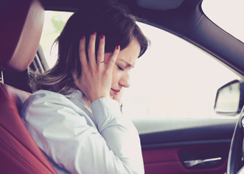 Hagerstown car accident lawyer for a motor vehicle accident concussion
