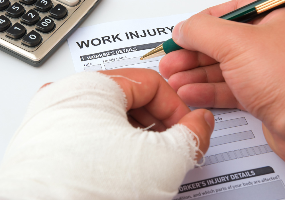 workers' compensation in Maryland