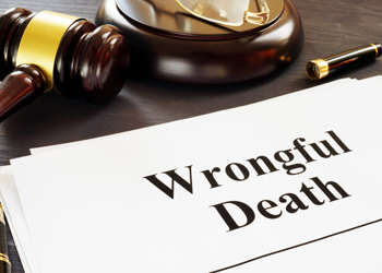 wrongful death personal injury lawyers Frederick