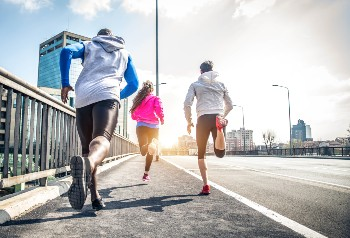 Get help for exertional compartment syndrome.