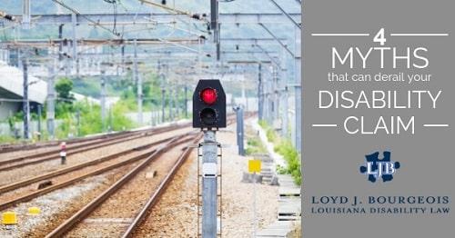 4 myths that can derail your SSDI claim